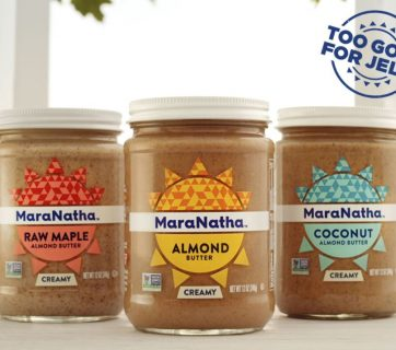 MaraNatha - A Nut Butter That Is Too Good For Jelly