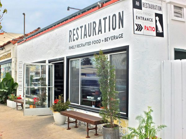 Chef Q&A with Phil Pretty of Restauration, Long Beach