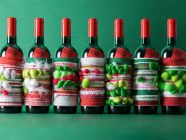 Christmas Wine Bottle Packaging - The Winter Warmer