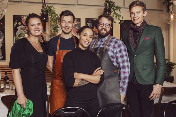 Nuet Pop-Up Restaurant returns to Stockholm in January