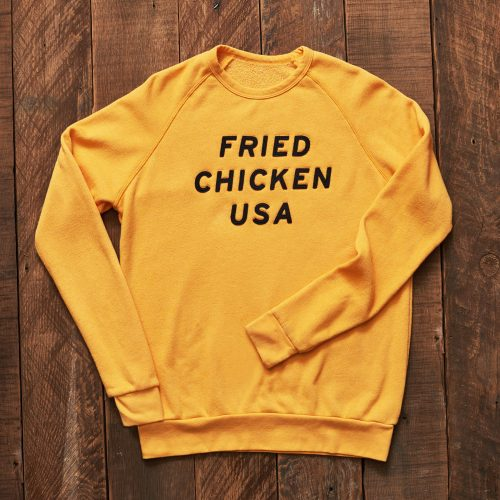 Kentucky Fried Chicken Owns Food Fashion