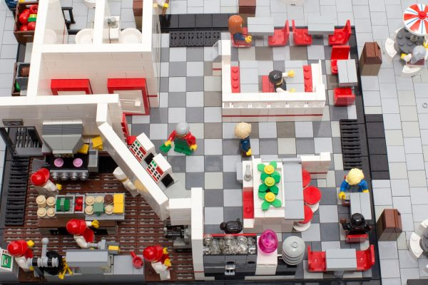 LEGO Restaurants We Want To See Become Real