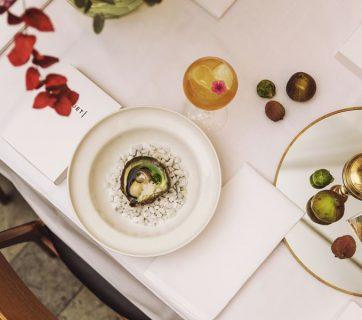 Nuet Pop-Up Restaurant returns to Stockholm in January