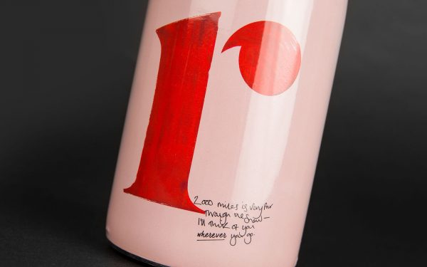 This Agency Created 20 Unique Wine Bottles To Wish Clients a Merry Christmas
