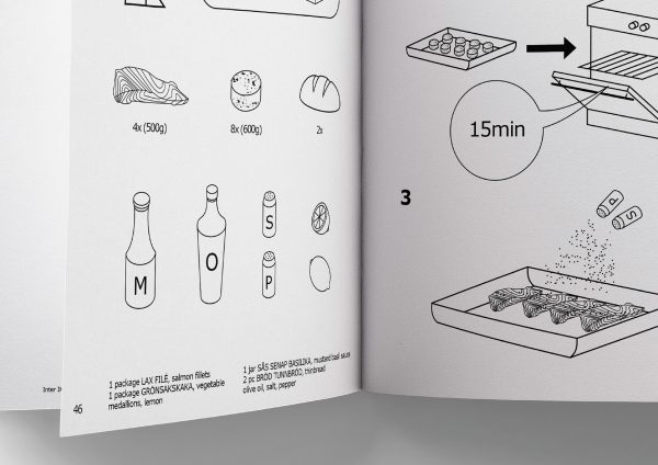 This IKEA Cookbook Comes with Perfect Assembly Instructions