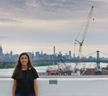 Meet Anastasia Cole Plakias of Brooklyn Grange Rooftop Gardens