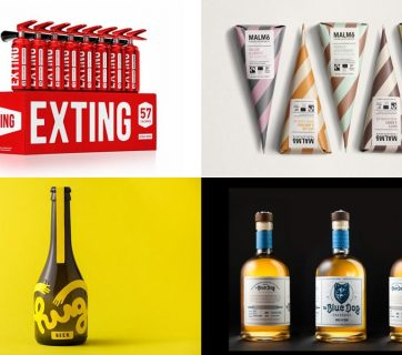 10 Best Food Packaging Designs January 2018