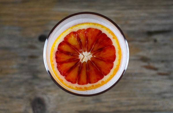 Blood Orange Whisky Sour Recipe - Do Make This One