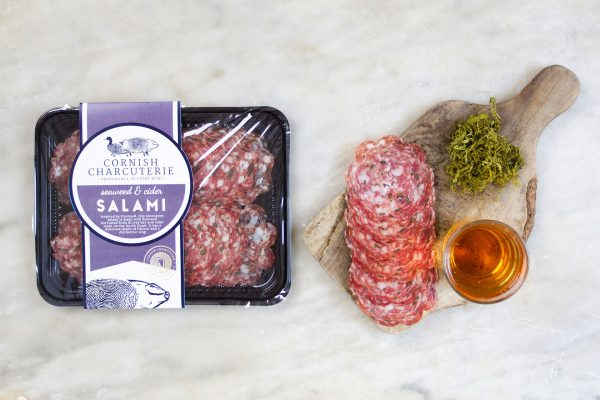 Cornish Charcuterie Puts Their Thumbs On Their Packaging