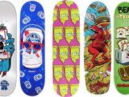 Food Skateboards