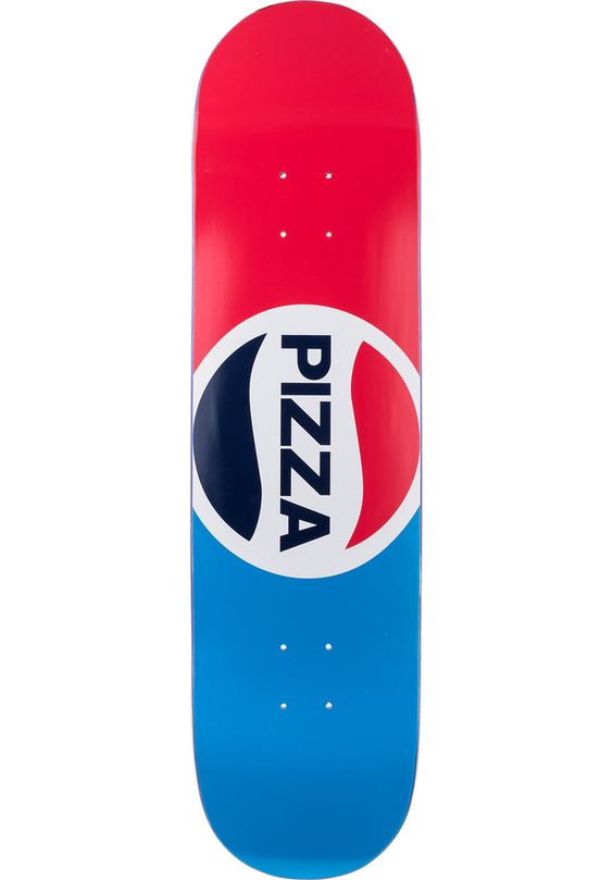 Pizza Pepsi Food Skateboards