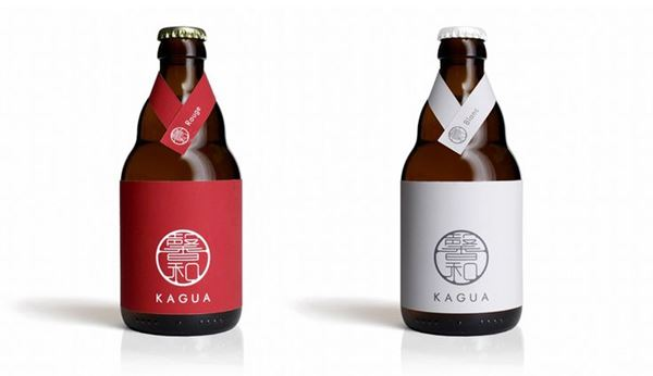 25 Minimalistic Beer Packaging Designs