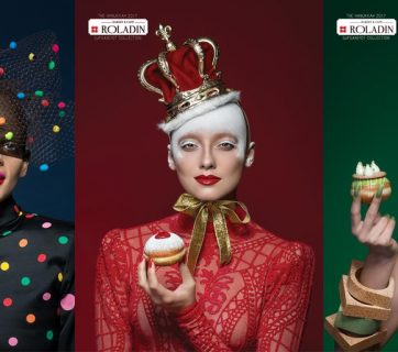 Sufganiyot Collection - When Fashion Meets Cakes
