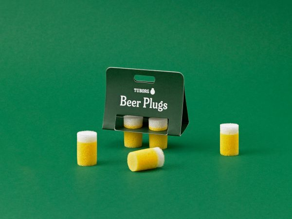 Tuborg Released These Cool Beer Plugs To Make You Drink Slower