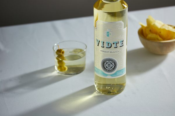 Vidte Vermouth Packaging Design