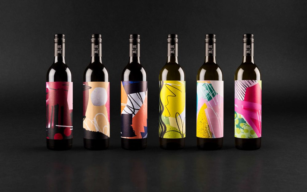 Wayward Wines Branding and Packaging Project