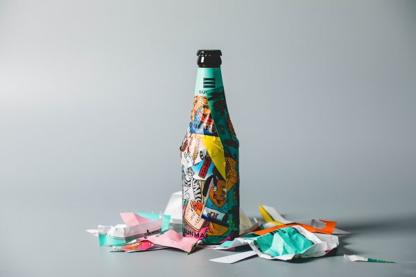 A Beer For Cat Lovers, Not Cats. Check out this cool design