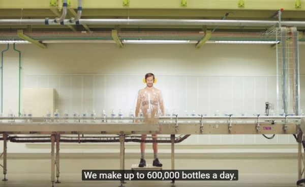 Absolut Vodka Goes Naked In Their New Brilliant Ad
