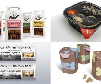 Dog Food Packaging Design - It's still food, just not for you