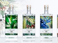 Janus Gin Packaging Design - Self Promotion by Linea Designers