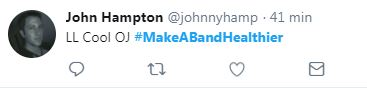 Make A Band Healthier - Twitter Can Still Be Fun