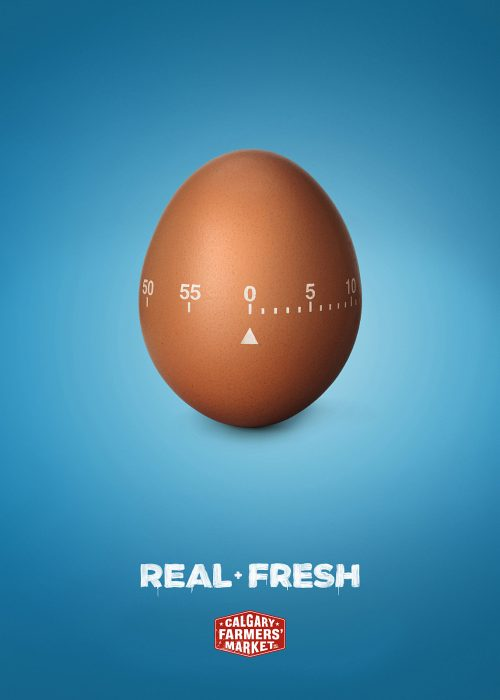 Creative Egg Ads - Great Ads with Eggs