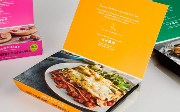 Frozen Ready Meals That Actually Look Good - Check out Gourmade