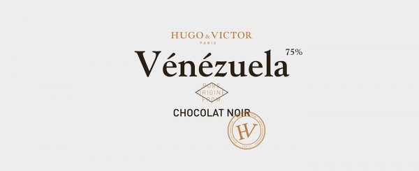 Hugo and Victor Chocolate Packaging Design