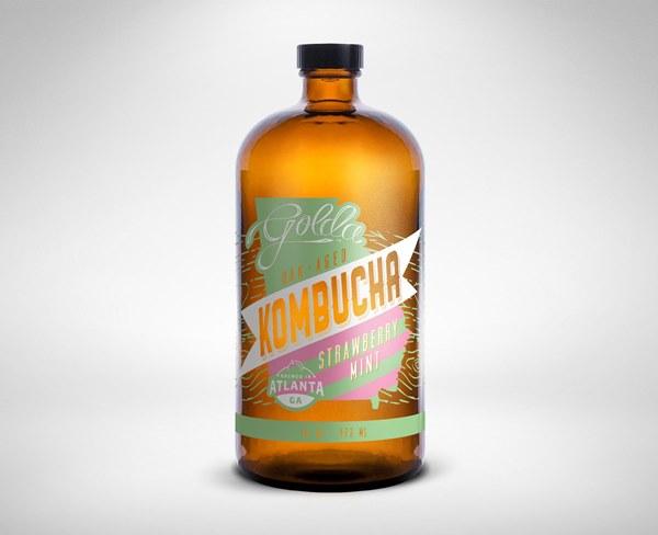 15+ Kombucha Packaging Designs You'll Love - And What Is Kombucha?