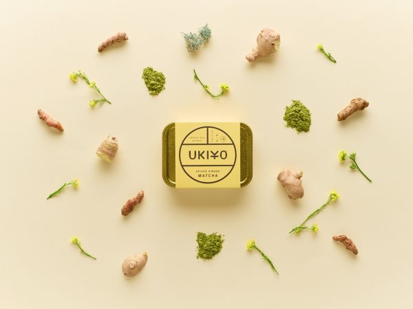 The Most Beautiful Matcha Packaging Design Ever