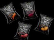 Freaky Veggie Chips Uses Weird Vegetables