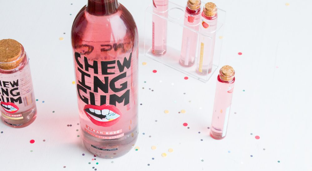 Is Chewing Gum Rosé What Millenials Want To Drink?