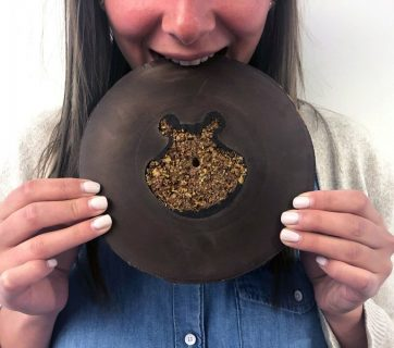 Kellogg's Releases Playable Chocolate Record with Cereal