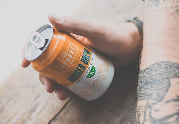Uproot New Brew is made for the UK, and it looks great