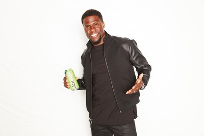 Watch Kevin Hart Kickstart Himself with Mountain Dew Kickstart