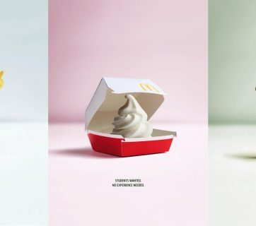 Check Out McDonald's Clever Job Ads