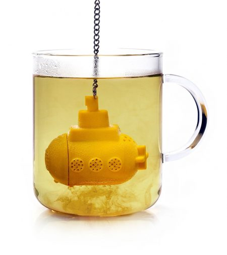 Yellow Submarine Tea Cool Tea Infusers