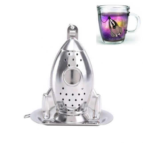 Cool tea infusers Space Ship Tea Infuser