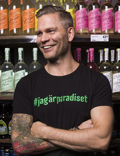 Johannes Cullberg Paradiset Interview Ateriet