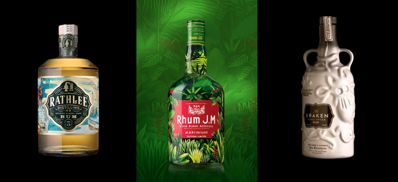 Rum Pakaging Design