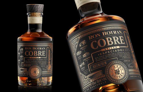 Rum Packaging Design