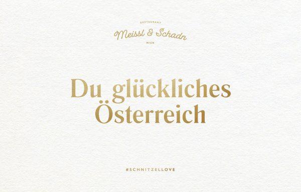 The Best Looking Schnitzel Restaurant in The World