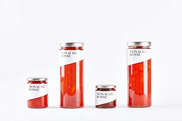 Tomatoes In a Jar Never Looked Better - Monache Rosse