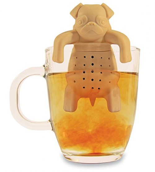 Pug in a mug Cool tea infusers