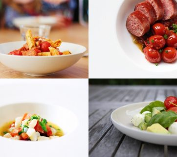10 Delicious Tomato Recipes that uses tomatoes in every way