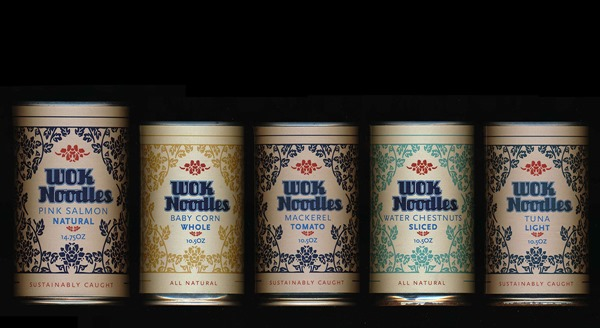Canned Food Packaging Design - +30 Great Designs
