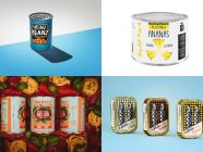Canned Food Packaging Design