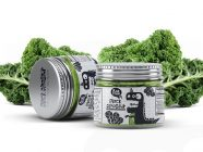 Check out the branding for these Tuscan Kale Spreads