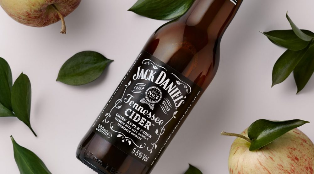 Check Out The Great Looking Jack Daniel's Tennessee Cider