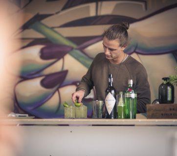 The Best Bartender in Scandinavia is Swedish